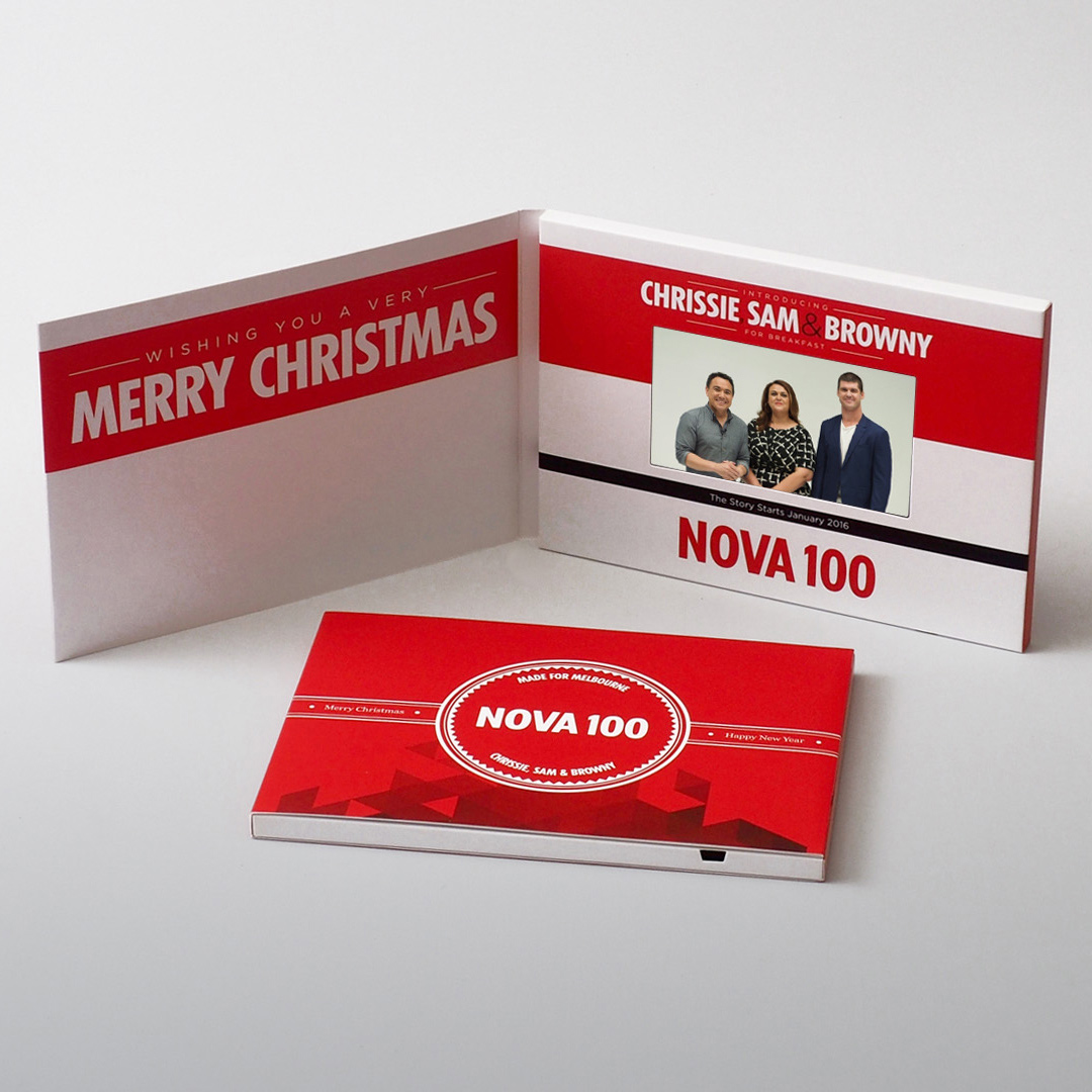 Nova Entertainment video brochure gallery