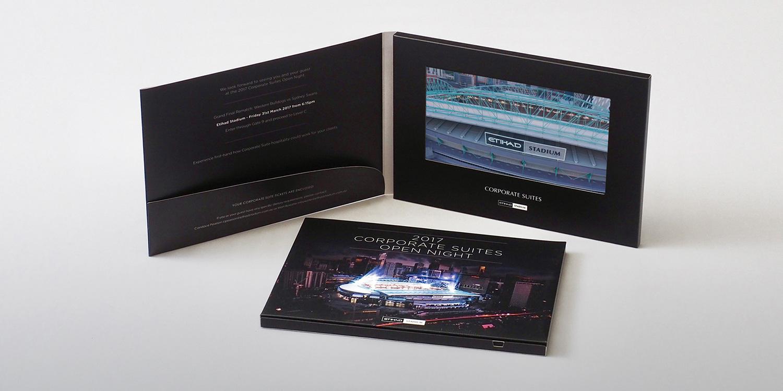 Etihad video brochure galleries