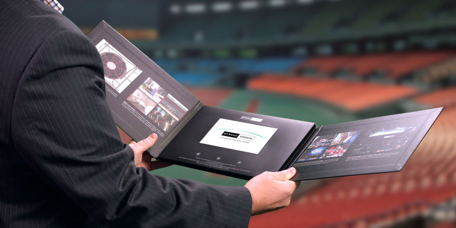 Etihad Video Booklet products