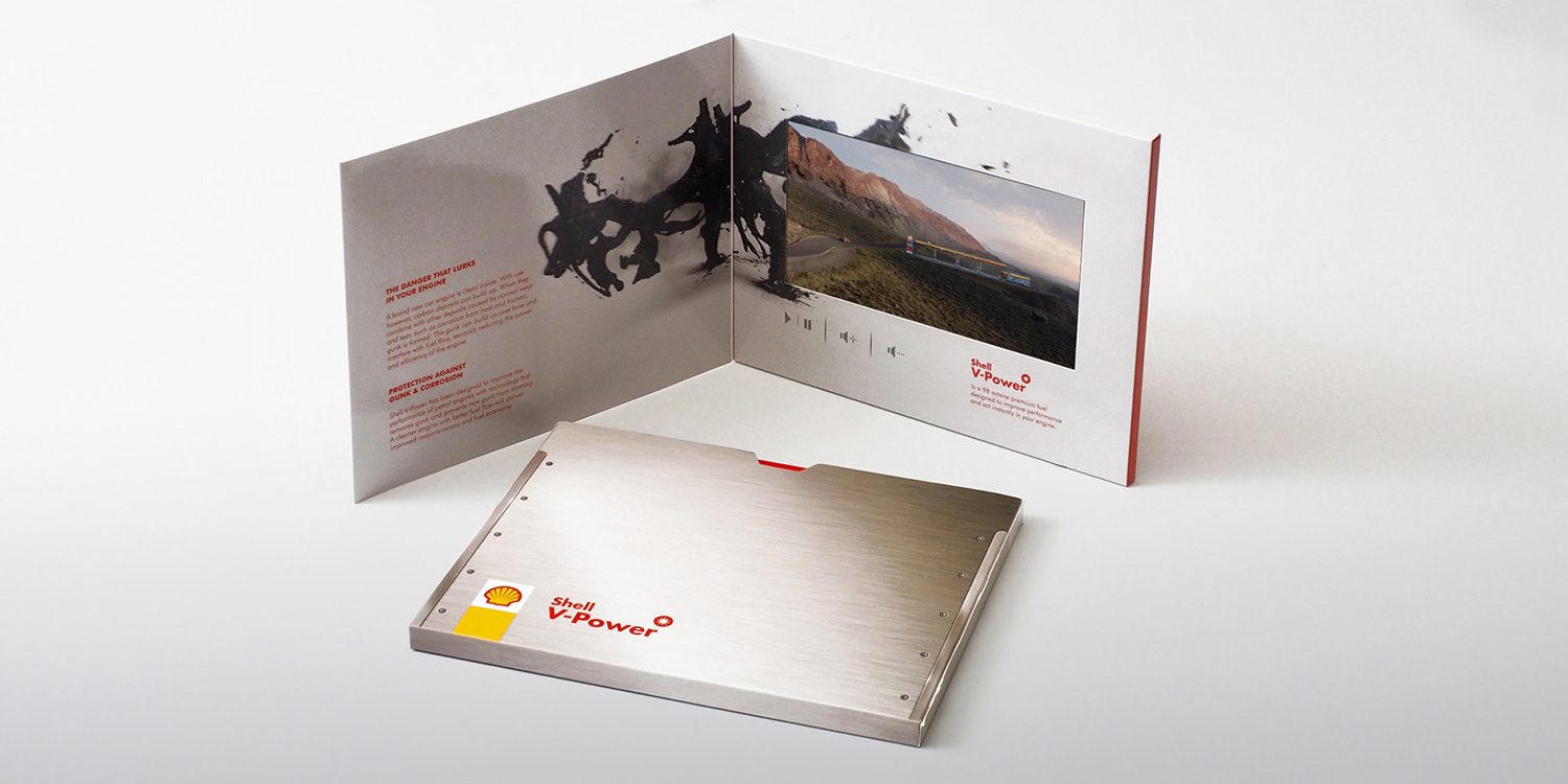 Shell video brochure gallery