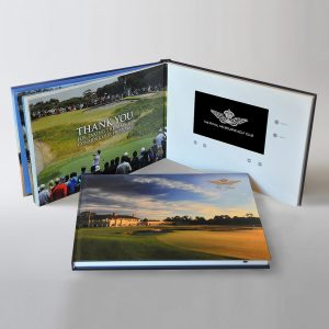 Royal Melbourne Golf Club Video Book