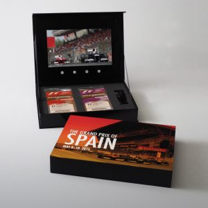 Spain Grand Prix Presentation Box