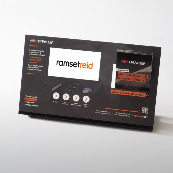 Ramset Reid POS Display