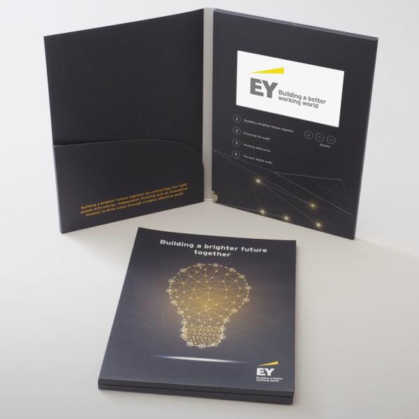 Video Brochures - EY