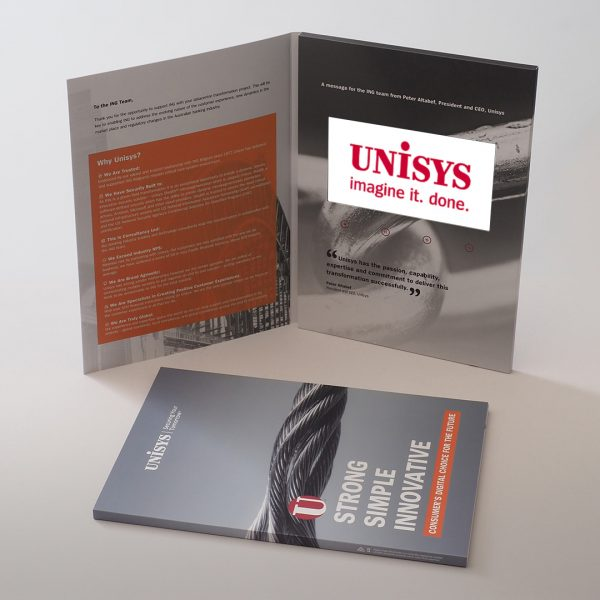 Unisys Video Brochure