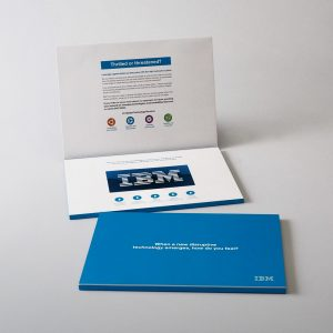 IBM Video Brochure
