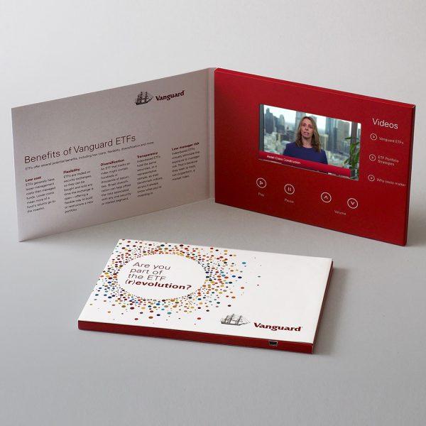 Video Brochures - Vanguard