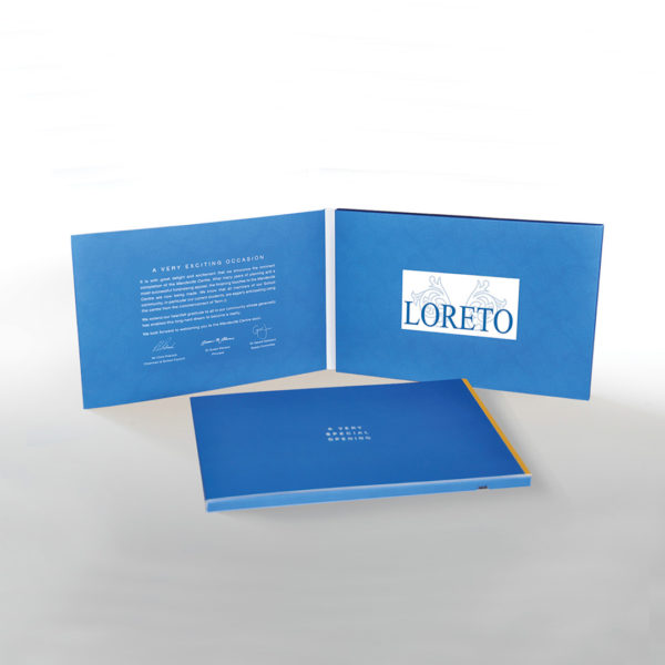 Razor Video Brochures Loreto