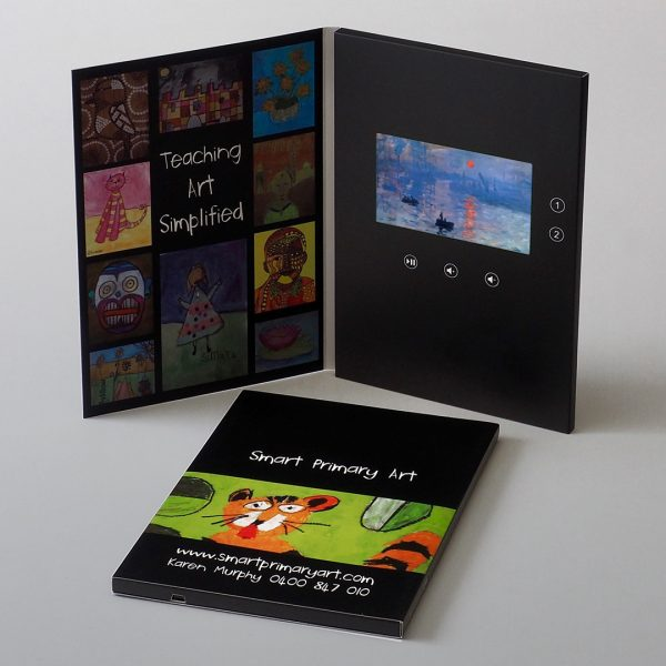 Smart Primary Art Video Brochure