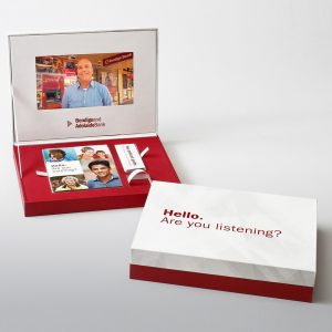 Video Presentation Box