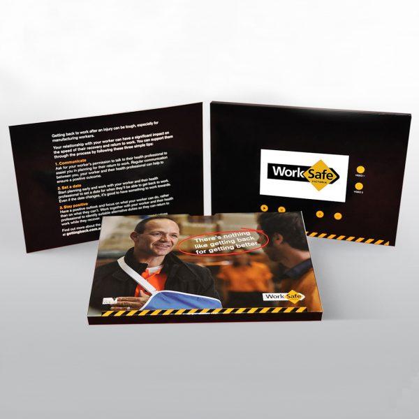Worksafe Video Brochure