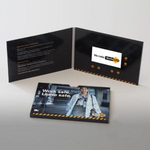 Worksafe-Victoria Video Brochures