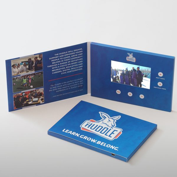The Huddle Video Brochure