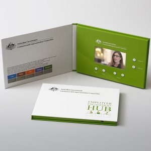Australian Government Video Brochure
