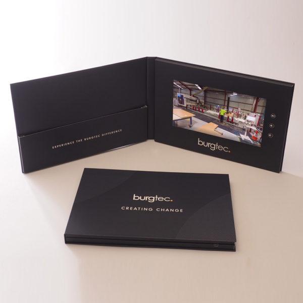 Burgtec - Razor Video Brochures