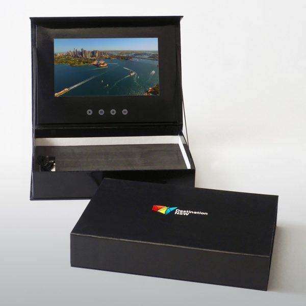 Destination NSW Presentation Box
