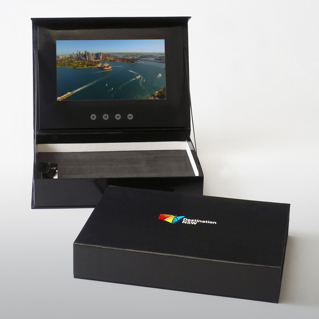 Destination NSW Presentation Box