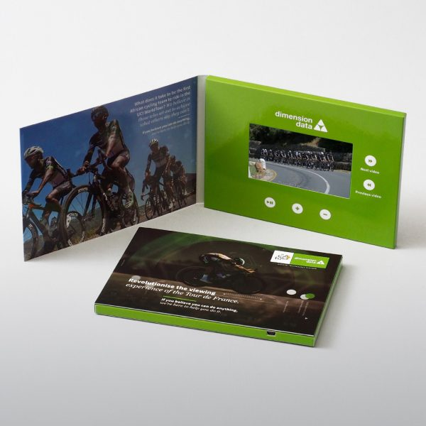 Di Data Video Brochure
