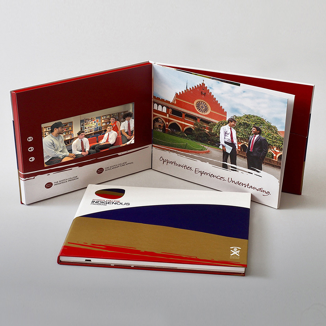 Scotch College Video Book