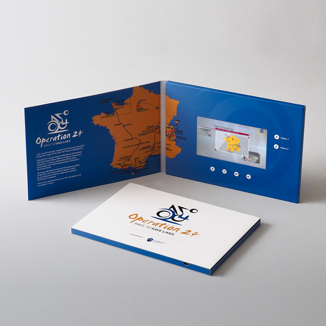 St Vincents Video Brochure