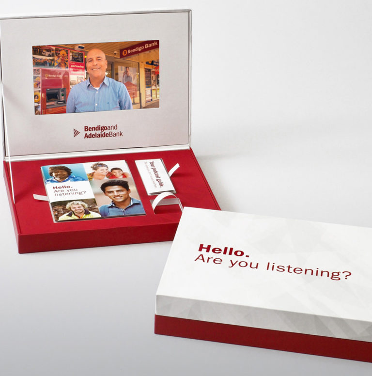 Bendigo Bank Gift Box