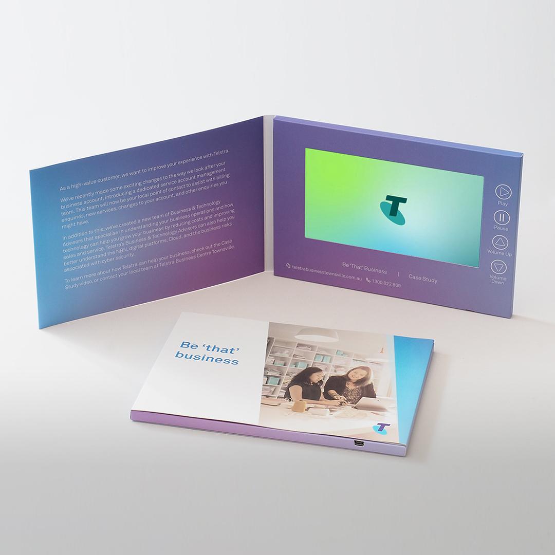Telstra Video Brochure