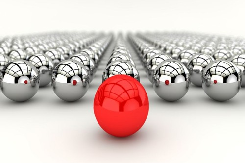 Want to stand out then be different
