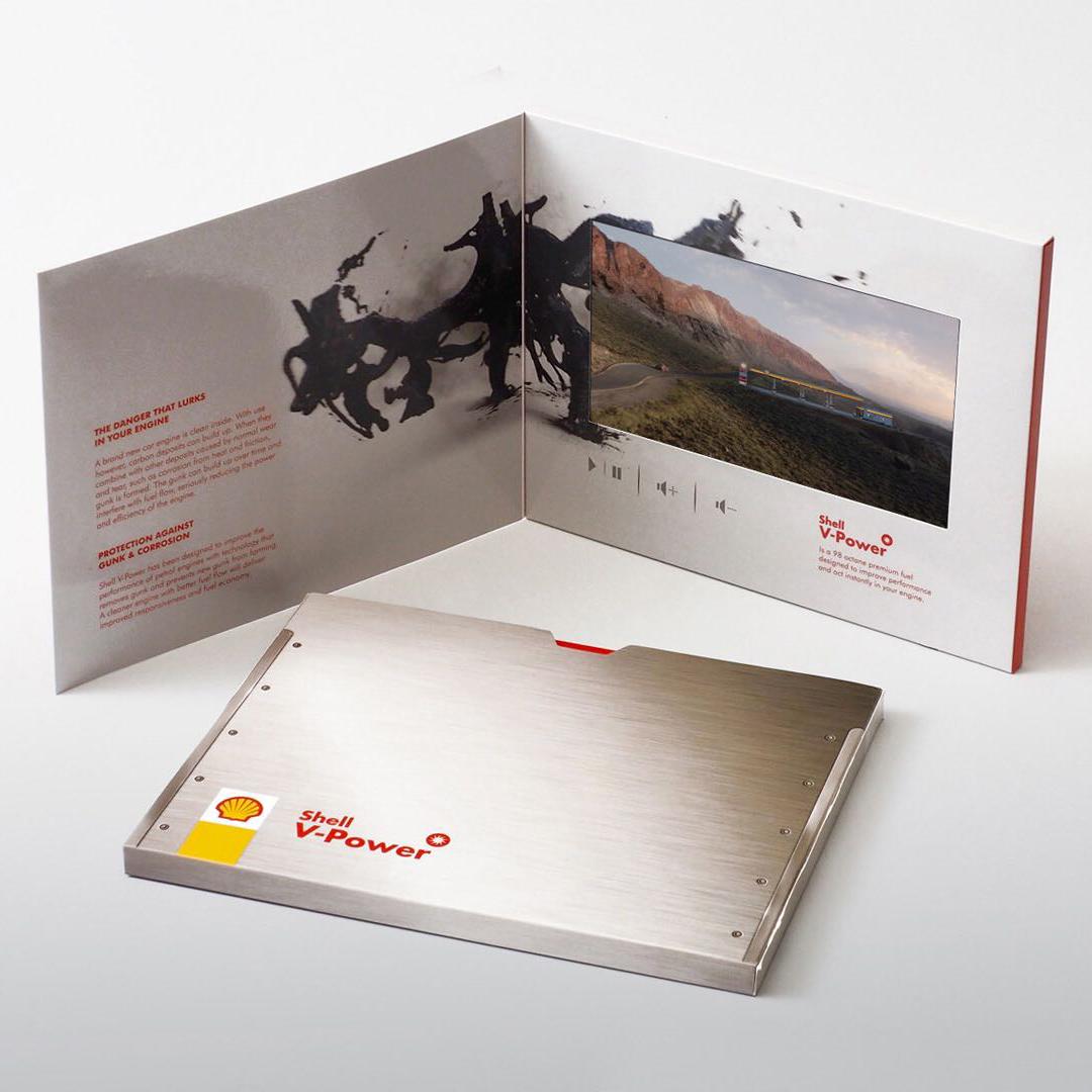 shell-Video Brochure
