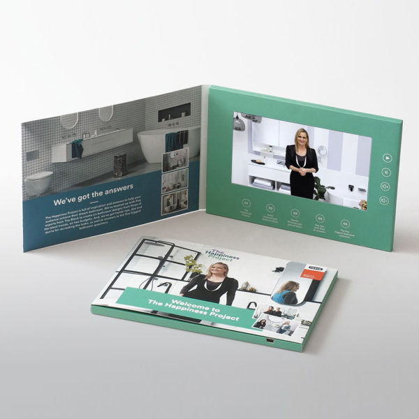 Reece Video Brochure