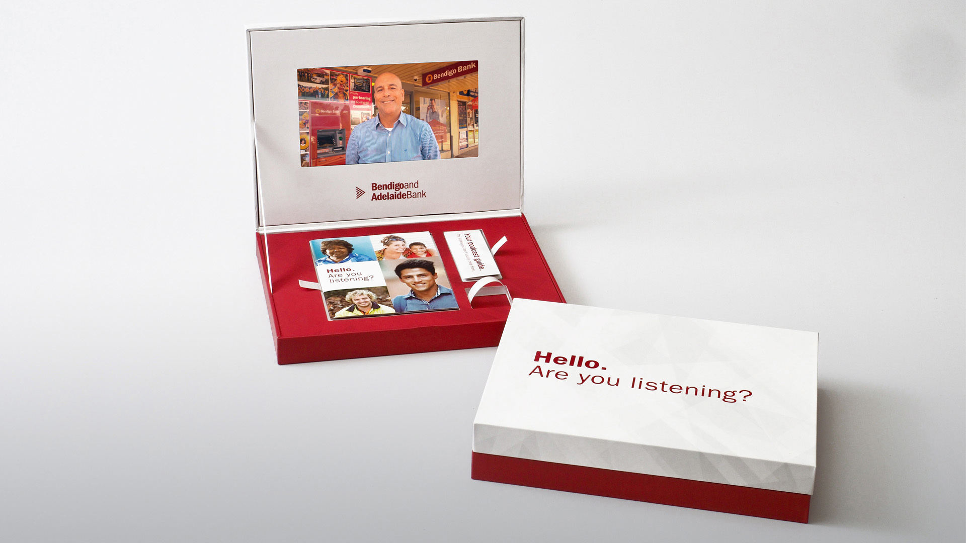 Bendigo Bank Gift Box