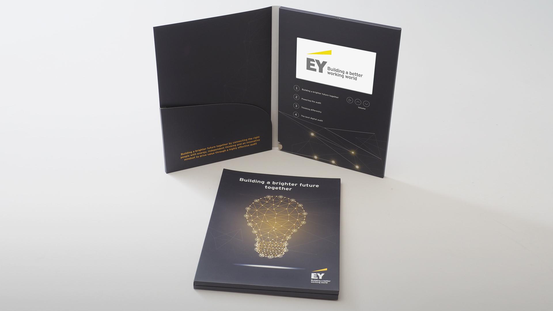 EY - Razor Video Brochures