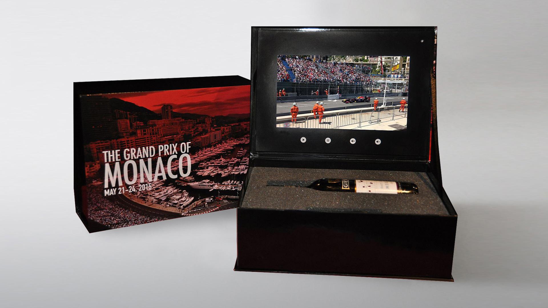 Monaco Box