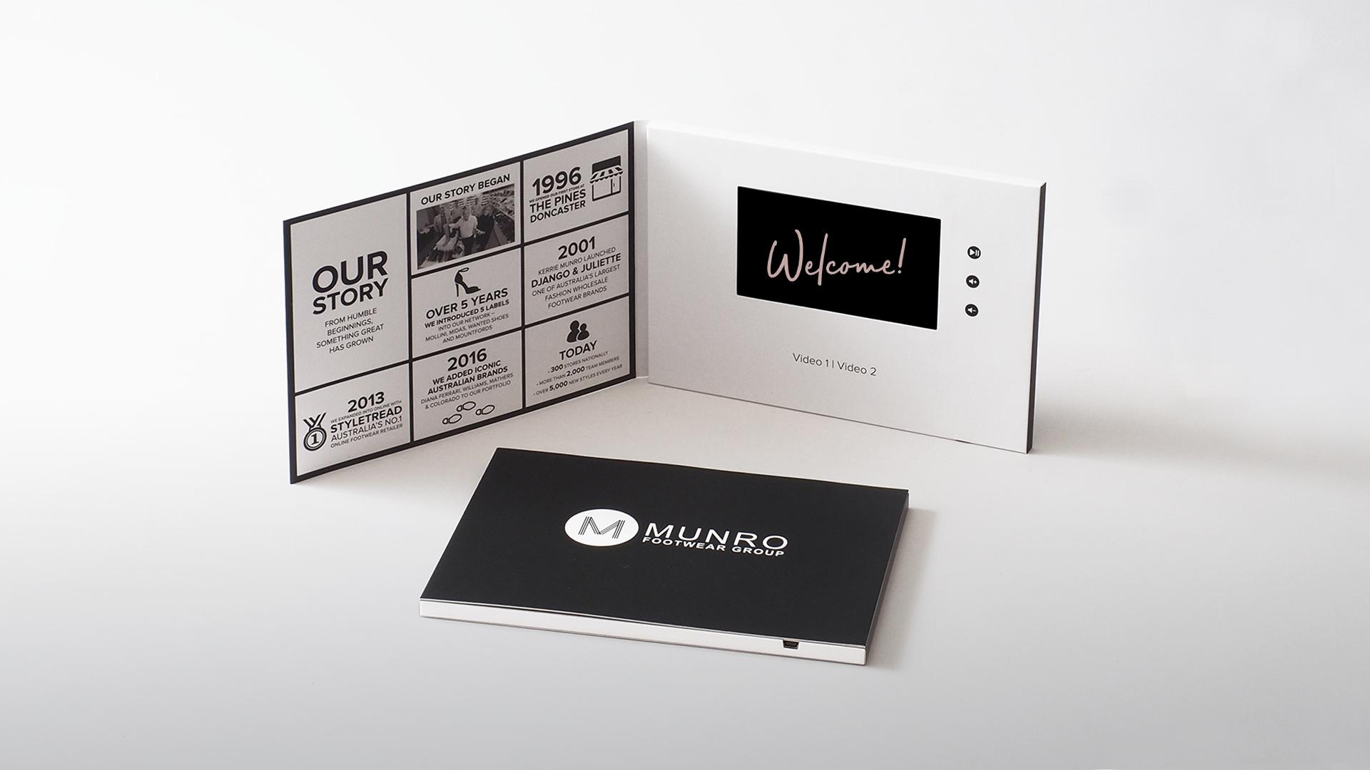 Munro Footwear Group