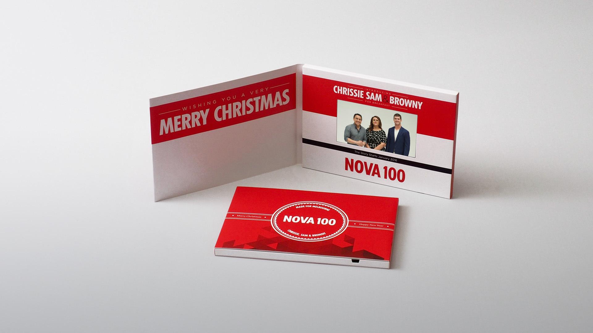 Nova - Razor Video Brochures