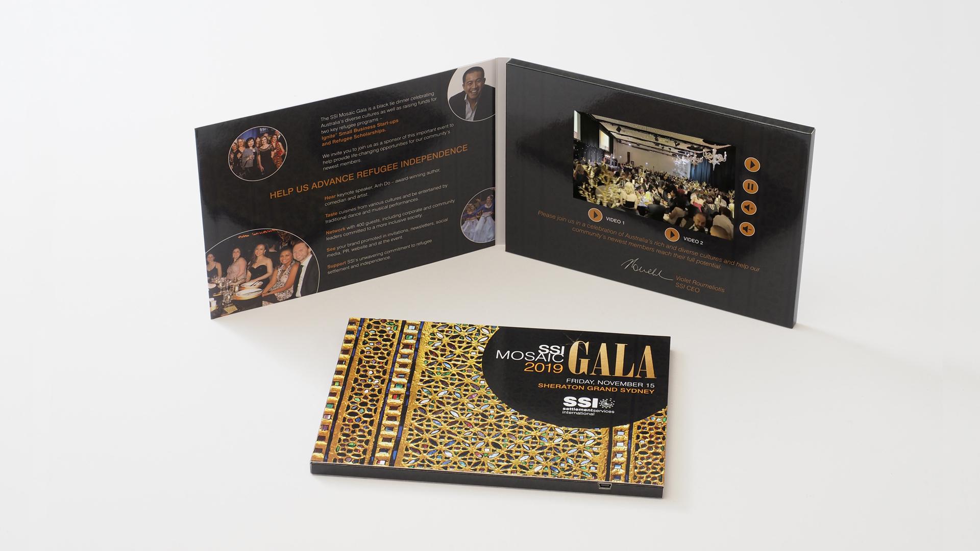 SSI - Razor Video Brochures