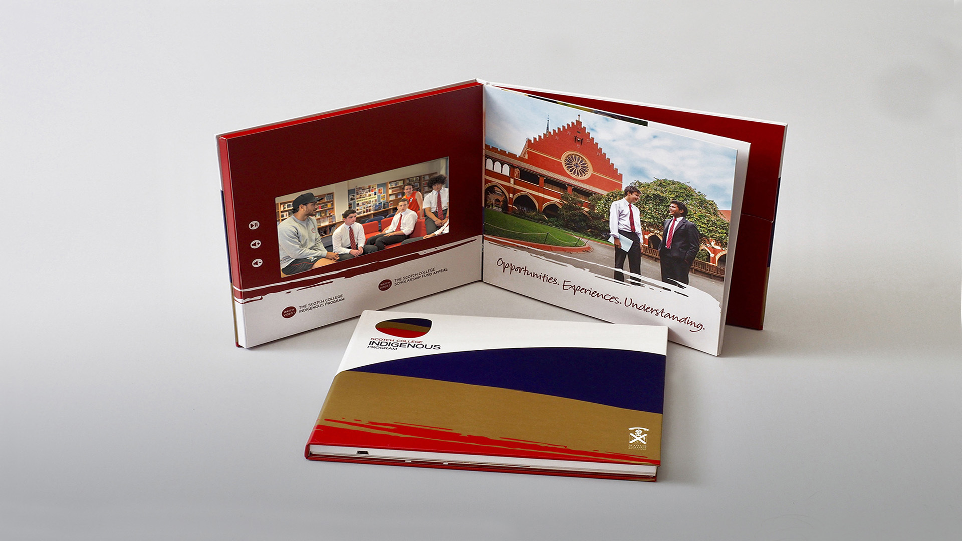 Scotch College Video Booklet - Razor Video Brochures